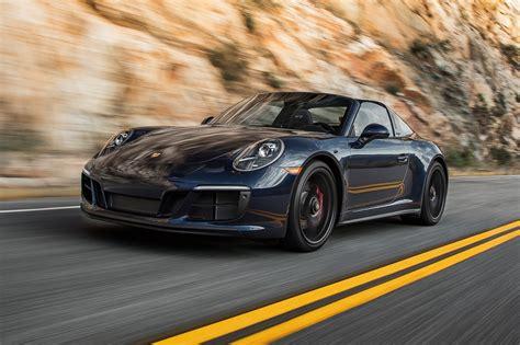 2017 Porsche 911 Targa 4 Gts First Test Review