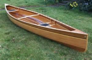 OHSclub - cedar strip canoe