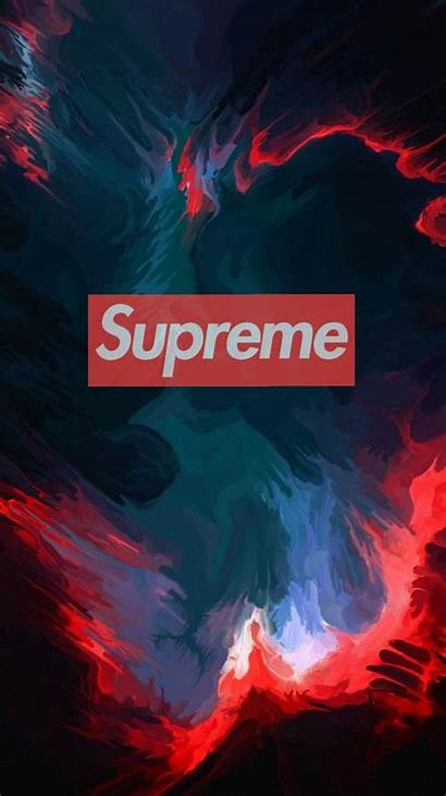 Supreme Iphone Dope Hype Wallpapers Galaxy Background