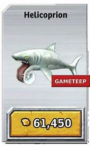 Jurassic Park Builder: Helicoprion | Gameteep