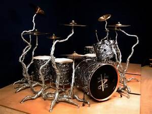 Custom Cymbal stands - DrumChat.com - Drummer Forum / DRUM ...