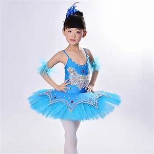 Hot Kids Dancewear Ballet Clothes Children Performance ...