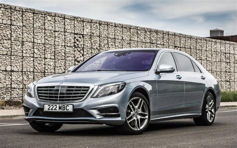 Mercedes Sclass Review