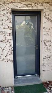 ouvertures archives david bernard menuiserie et With porte d entrée verre