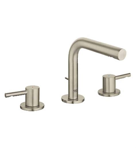 grohe essence faucet grohe 20297en0 essence widespread bathroom faucet in