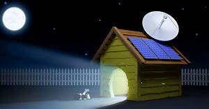 solar panels and saving money at home green prophet With solar panel dog house