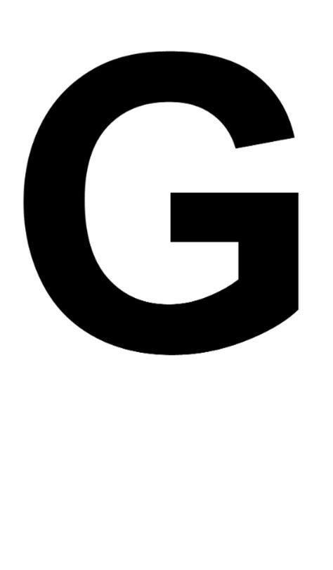 SMART Exchange - USA - Find the letter G