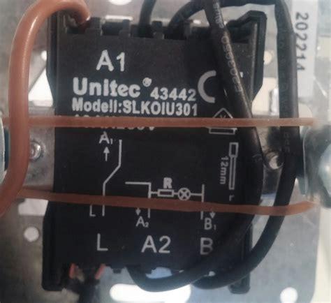 kontroll wechselschalter unitrc elektronik haus licht