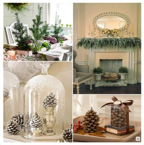 decoration sapin noel blanc le sapin blanc et or centre de table nature noel and decoration