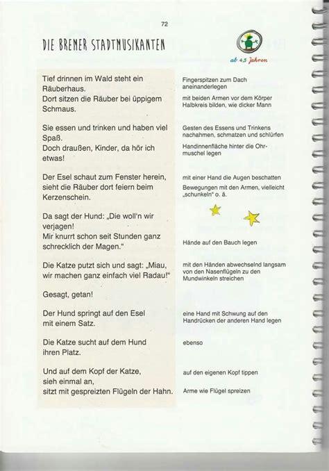 letter i song die bremer stadtmusikanten m 228 rchen fingerspiel krippe 47202