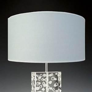 Lampenschirm 40 Cm Durchmesser : lampenschirm hellgrau rund 40 x 20 cm online shop direkt vom hersteller ~ Bigdaddyawards.com Haus und Dekorationen