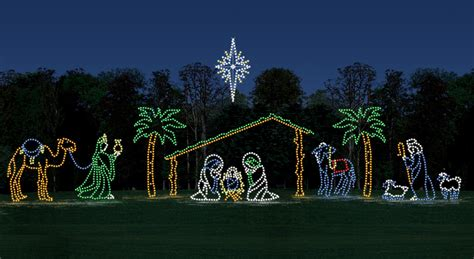 third branson area drive through light display to debut in