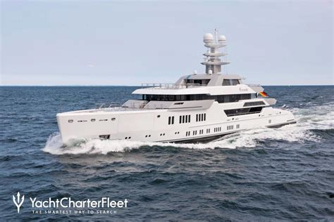 Yacht Elysian by Elysian Yacht Ex Ester Iii Lurssen Yacht Charter Fleet