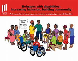Women's Refugee Commission - Disability Inclusion: Policy ...
