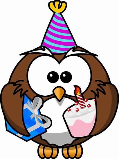 Happy Birthday Clip Clipart Present Cake Gift