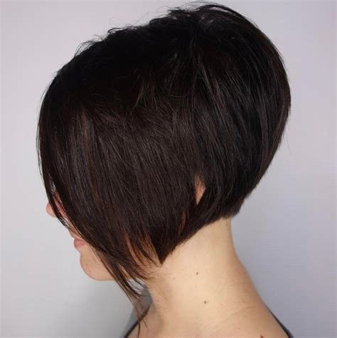 Inverted Pixie Hairstyles by 50 Trendy Inverted Bob Haircuts Hair Hair Cuts