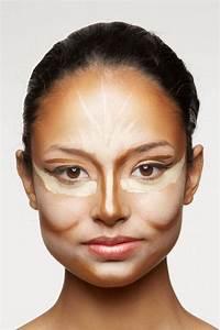 Create High Cheekbones
