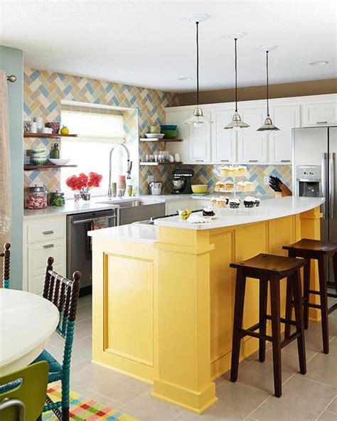colorful kitchens ideas bright kitchen ideas color to use in bright kitchen