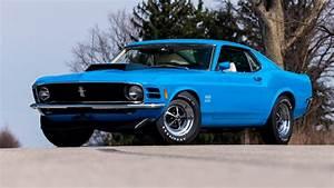 1970 Mustang BOSS 429 is a Grabber Blue Beauty | Themustangsource