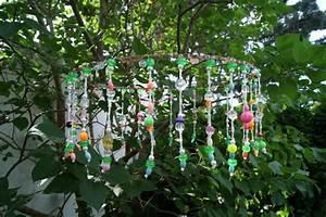 Basteln Für Den Sommer : filz und garten gartenblog gartendeko aus perlen und draht f r den sommer ~ Buech-reservation.com Haus und Dekorationen