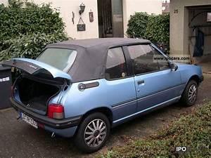 1992 Peugeot 205 Cj