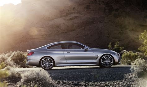 Bmw 4 Series Coupe Picture by Bmw 4 Series Coupe Concept Revealed Photos Caradvice