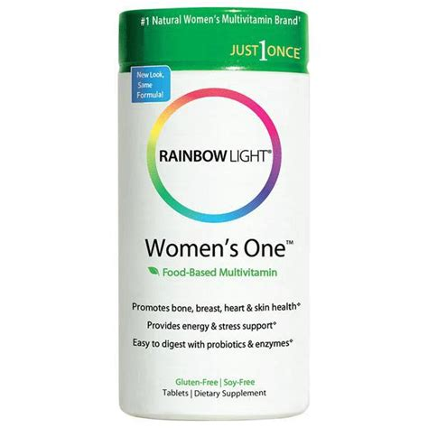 rainbow light everyday calcium reviews rainbow light women one multivitamin vitamins supplements