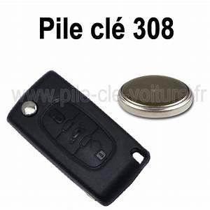 Cle Peugeot 308 : pile pour cl 308 peugeot changement de la pile de ~ Nature-et-papiers.com Idées de Décoration