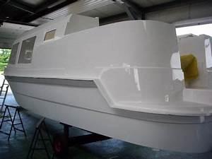 Motorboot Selber Bauen : bootsschale zum ausbau von der werft woterfitz hausboot m ritz ~ A.2002-acura-tl-radio.info Haus und Dekorationen