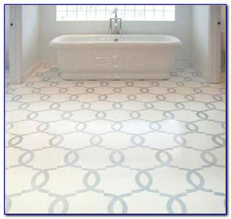 white mosaic bathroom floor tile tiles home decorating