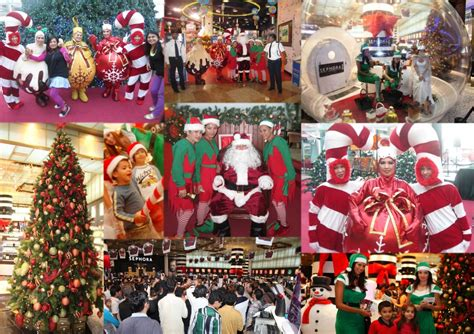 christmas promotions events and entertainment in dubai uae