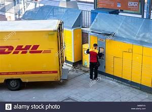 Dhl Versand Deutschland : dhl packstation stockfotos dhl packstation bilder alamy ~ Orissabook.com Haus und Dekorationen