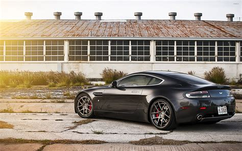 Aston Martin Vantage Wallpapers by Aston Martin Vantage Wallpapers Wallpaper Cave