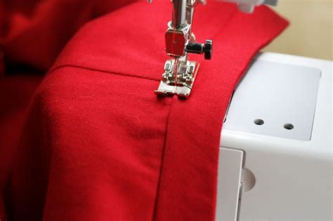 how to stitch in the ditch tutorial how to sew on the meringue waistband colette blog