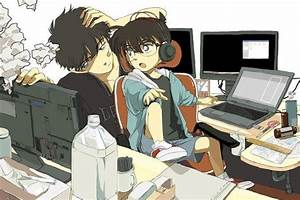 Conan/Shinichi & Kaito KID