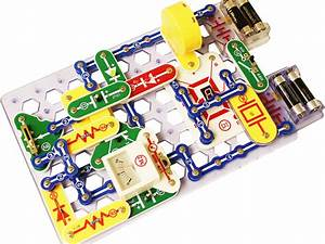 Snap Circuits U00ae Pro 500 Experiments  Elenco Sc