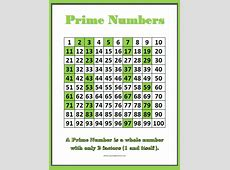Prime Numbers Up To 1000 Chart New Calendar Template Site