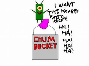 Plankton and the Chum Bucket by JamestheRedEngine91 on ...