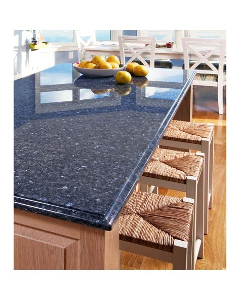 Blue Countertop by Blue Countertops For Kitchens Beautiful Blue Kitchen