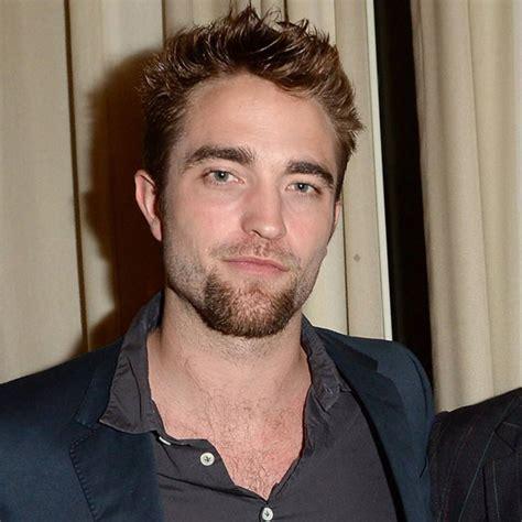 Robert Pattinson Now Moisturizes, Calls It a