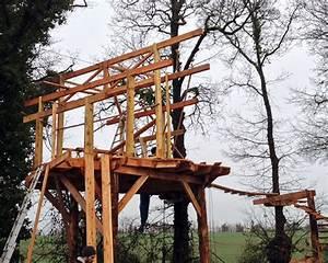 Cabane Dans Les Arbres Construction : operch notre m thode de construction de cabanes dans les arbres ~ Mglfilm.com Idées de Décoration