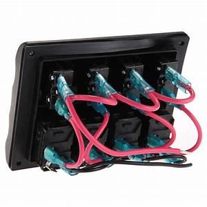 12v Switch Panel Wiring