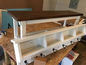 Foyer Bench Seat DIY Plans — STABBEDINBACK Foyer : Foyer