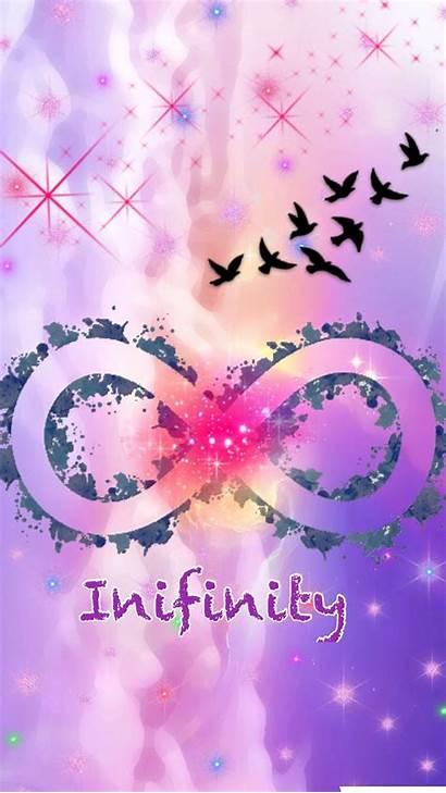 Kawaii Galaxy Girly Wallpapers Backgrounds Wallpaperaccess Infinity