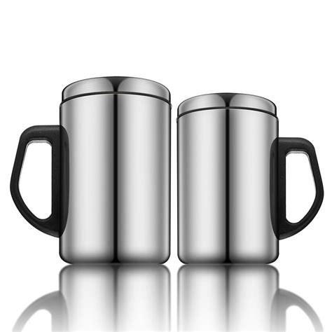 500ml to cups 350ml 500ml stainless steel cups wine whiskey insulated mugs outdoor travel water tea cup