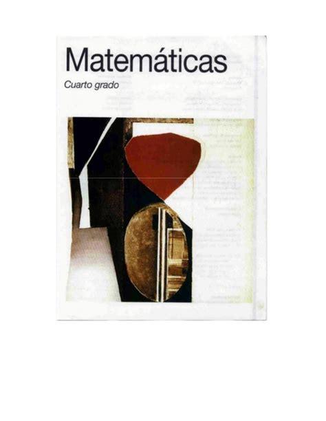 foto de Matemáticas cuarto grado 1993