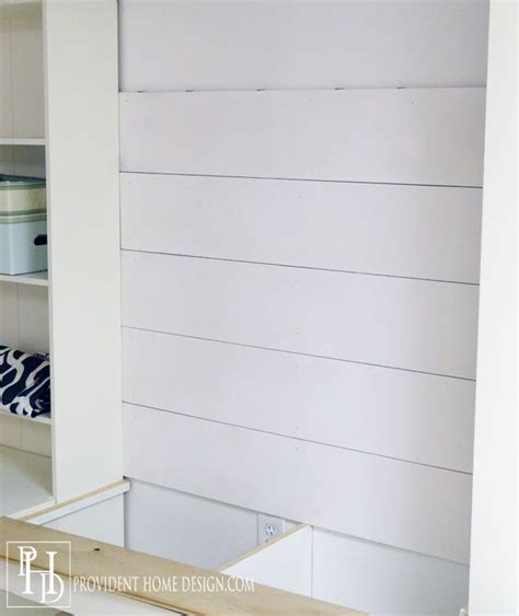 5 Inch Shiplap by How To Install Shiplap Installing Shiplap And Ship