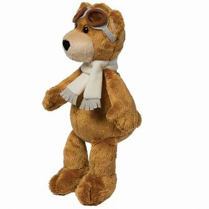 Bear Aviator Toy Manhattan Stuffed Soft
