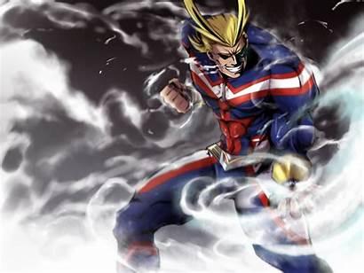 Might Academia Hero 4k Anime Wallpapers Ultra