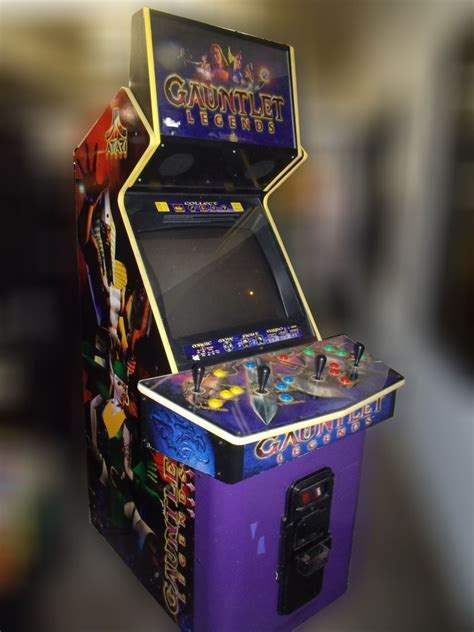 Gauntlet Legends Arcade Cabinet gauntlet legends vintage arcade superstore